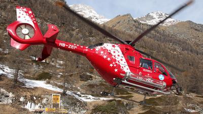 HB-ZEF - Eurocopter EC 135T2 - Air Zermatt