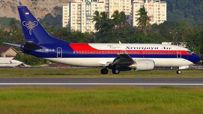 PK-CJS - Boeing 737-3L9 - Sriwijaya Air