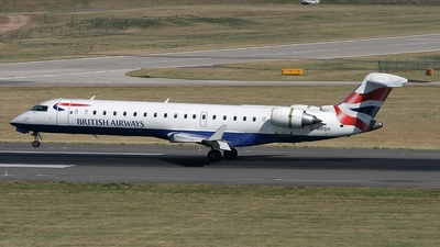 G-MRSH - Bombardier CRJ-701 - British Airways (Duo Airways)