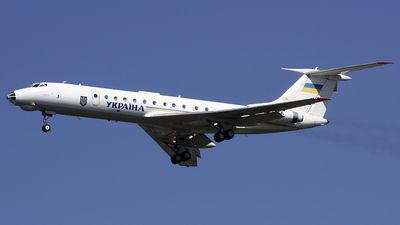 UR-65556 - Tupolev Tu-134A-3 - Ukraine - Government