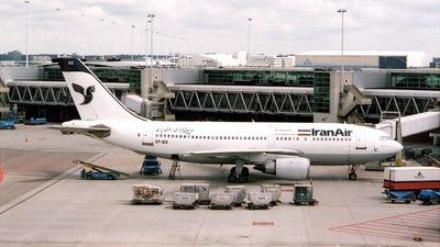 EP-IBX - Airbus A310-203 - Iran Air