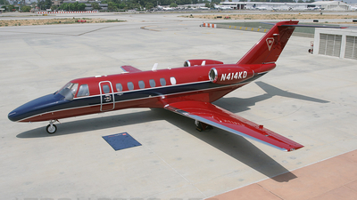 N414KD - Cessna 525B CitationJet 3 - Private