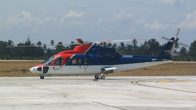 C-GIHY - Sikorsky S-76 - CHC Helicopters