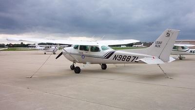 A picture of N9887L - Cessna 172P Skyhawk - Civil Air Patrol - © marcus