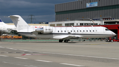 VP-BCI - Bombardier CRJ-200SE - Air Independence