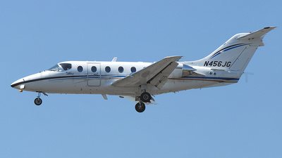 N456JG - Beechcraft 400A Beechjet - Private