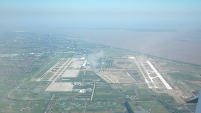 ZSPD - Airport - Airport Overview