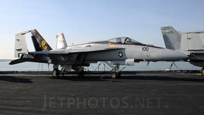 166776 - Boeing F/A-18E Super Hornet - United States - US Navy (USN)