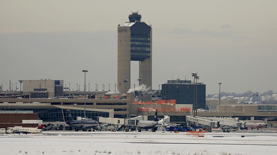 KBOS - Airport - Control Tower