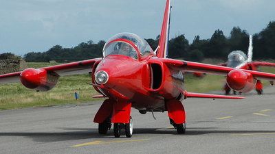 G-FRCE - Folland Gnat T.1 - Private