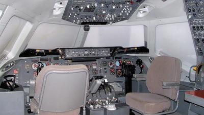 Simulator - McDonnell Douglas DC-10-30 - Finnair