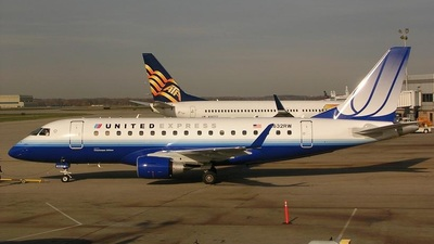 N632RW - Embraer 170-100SE - United Express (Chautauqua Airlines)