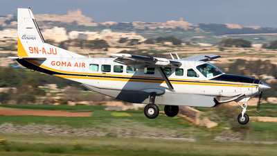 9N-AJU - Cessna 208B Grand Caravan - Goma Air