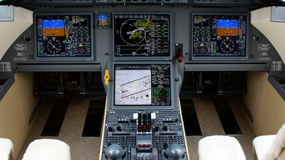 N748FJ - Dassault Falcon 7X - Dassault Aviation