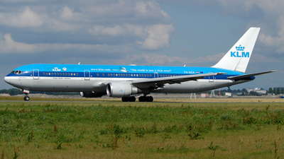 PH-BZA - Boeing 767-306(ER) - KLM Royal Dutch Airlines