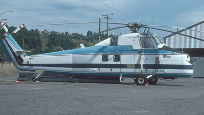 N33602 - Sikorsky S-58 - Queen City Helicopters