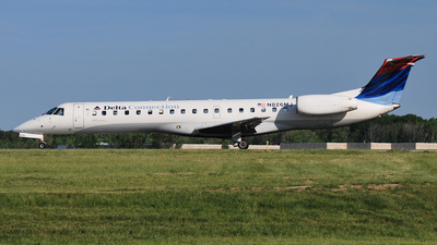 N826MJ - Embraer ERJ-145LR - Delta Connection (Freedom Airlines)