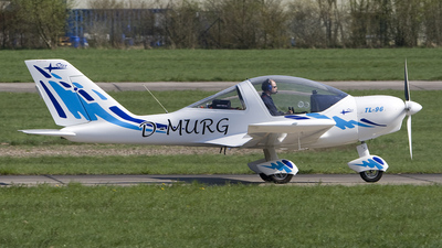 D-MURG - TL Ultralight TL-96 Star - Private