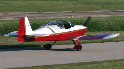 A picture of N67MK - Van's RV6A - [001] - © Bruce Leibowitz