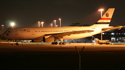 YI-APX - Airbus A300B4-203 - Iraq - Government