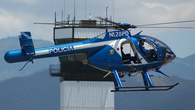 A picture of N128PD -  - [LN062] - © Hector Rivera - Puerto Rico Spotter