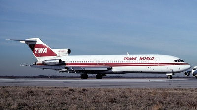 N64319 - Boeing 727-231 - Trans World Airlines (TWA)