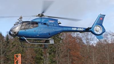HB-ZBD - Eurocopter EC 120B Colibri - Bonsai Helikopter