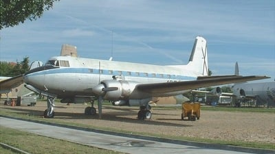 T.7-17 - CASA C-207C Azor - Spain - Air Force