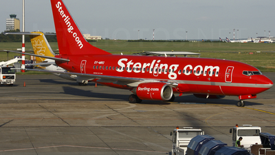 OY-MRC - Boeing 737-7L9 - Sterling Airlines