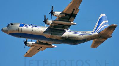 S9-BAT - Lockheed L-100-30 Hercules - National Airlines