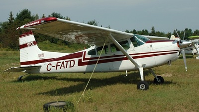 C-FATD - Cessna A185F Skywagon - Private