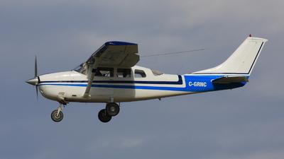 A picture of CGRNC - Cessna U206F - [U20601933] - © Mike MacKinnon