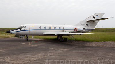 186 - Dassault Falcon 20F - France - Air Force