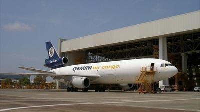 - McDonnell Douglas DC-10-30(F) - Gemini Air Cargo