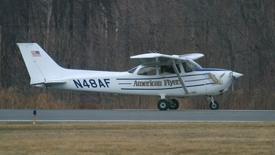 A picture of N48AF - Cessna 172R Skyhawk - [17280437] - © Senga Butts