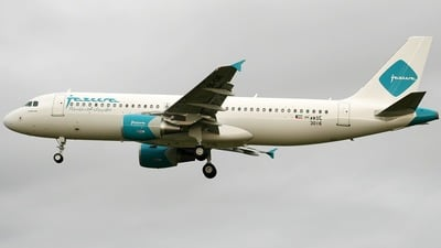 F-WWBQ - Airbus A320-214 - Jazeera Airways