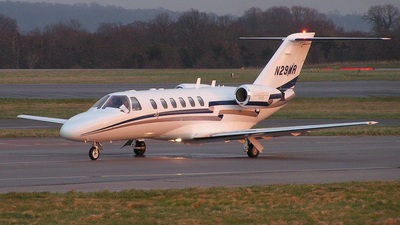 N29MR - Cessna 525A CitationJet 2 - Private