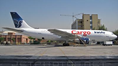 EP-ICE - Airbus A300B4-203(F) - Iran Air Cargo
