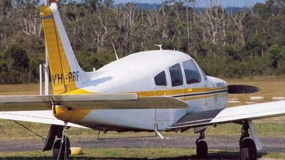 VH-PRF - Piper PA-28R-201 Arrow III - Warnervale Air