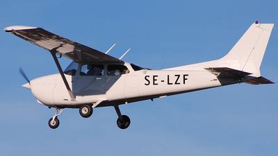 SE-LZF - Cessna 172R Skyhawk II - Scandinavian Aviation Academy