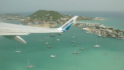 C-FWAO - Boeing 737-7CT - WestJet Airlines