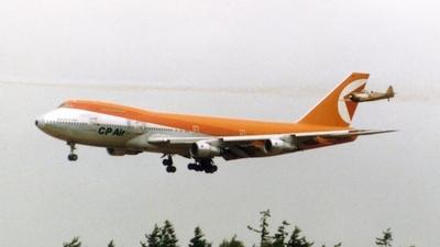 C-FCRA - Boeing 747-217B - CP Air
