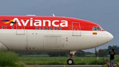 N967CG - Airbus A330-243 - Avianca