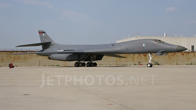 86-0134 - Rockwell B-1B Lancer - United States - US Air Force (USAF)