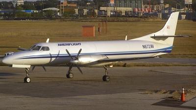 A picture of N672AV - Fairchild Swearingen Metroliner - Ameriflight - © Michael Faia