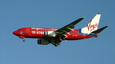 VH-VBC - Boeing 737-7Q8 - Virgin Blue Airlines