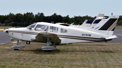 VH-RXW - Piper PA-28-151 Cherokee Warrior - Private