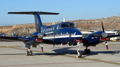 G-FPLD - Beechcraft B200 Super King Air - Flight Precision