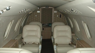 N650CH - Cessna 650 Citation III - Private