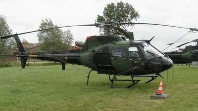 P-369 - Aérospatiale AS 550C2 Fennec - Denmark - Army